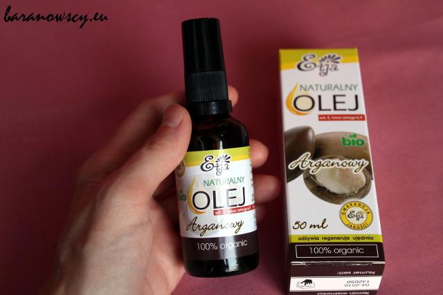 Olej arganowy Etja, 100% organic.