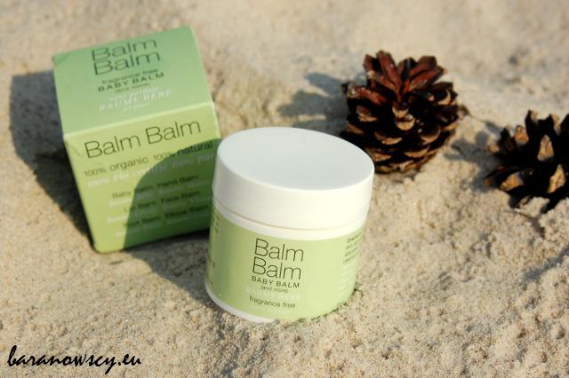 Balm Balm, bezzapachowy balsam dla niemowląt i dzieci