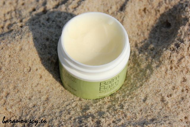 Balm Balm, mój ulubiony kosmetyk do pielęgnacji skóry atopowej.