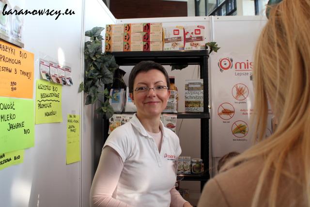 Ania Wojno z misiontek.pl.