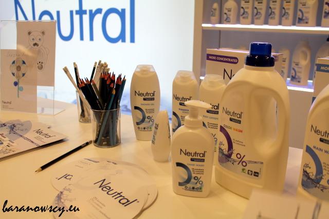 Kosmetyki Neutral.