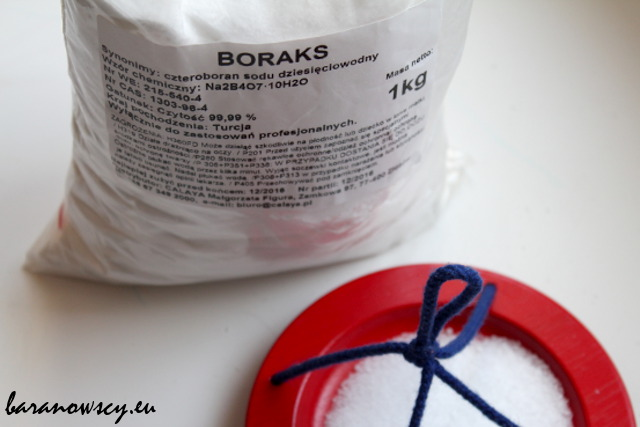 Boraks.