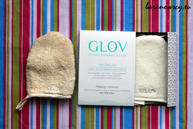 Porównanie: GLOV po dwóch miesiącach codziennego użycia i nowa rękawica.