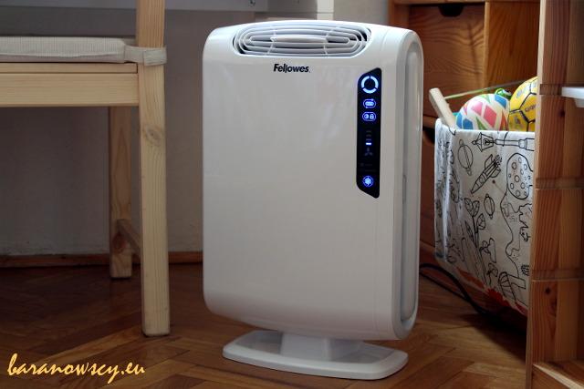 Oczyszczacz powietrza Fellowes AeraMax Baby DB55 Air Purifier