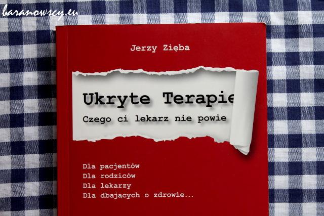"""Jerzy Zięba, """"Ukryte terapie"""""""