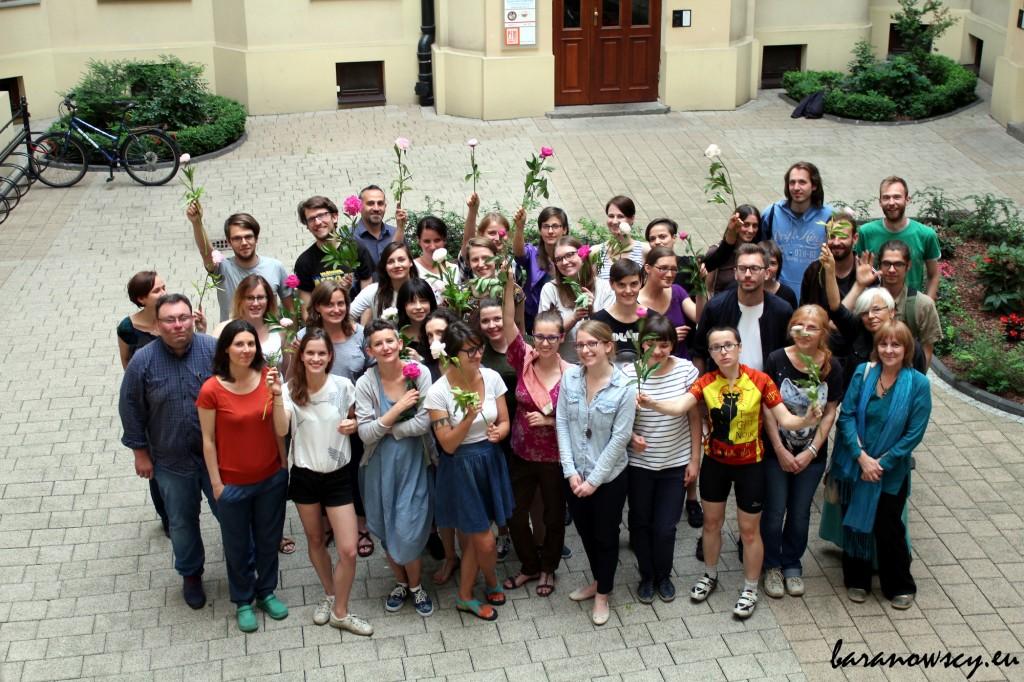 Członkowie kooperatywy na Walnym, kwiecień 2015 r. KLIKNIJ ZDJĘCIE, ABY POWIĘKSZYĆ.