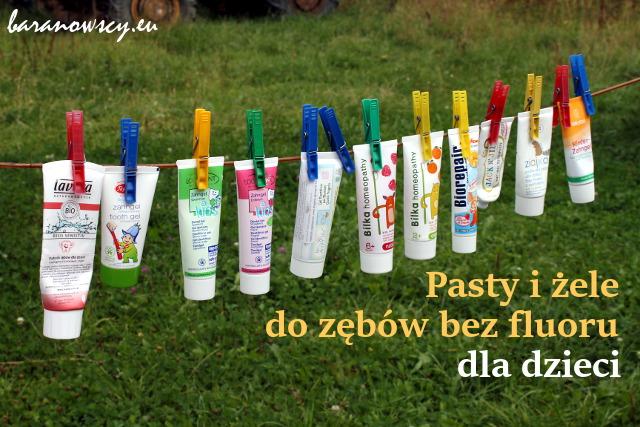 pasty_i_zele_do_zebow_dla_dzieci
