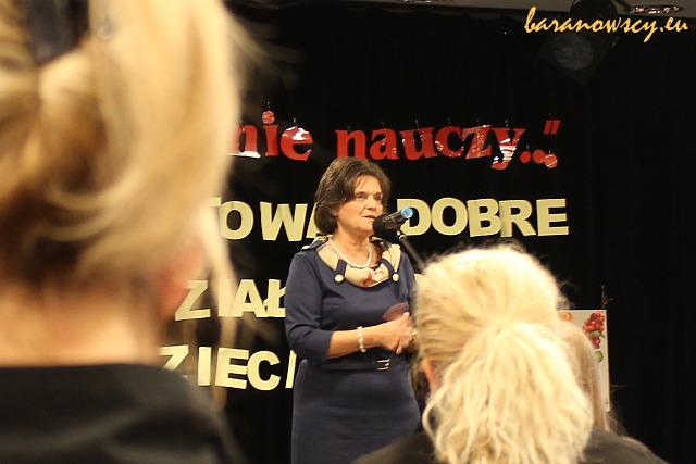 Posłanka PO Joanna Fabisiak.