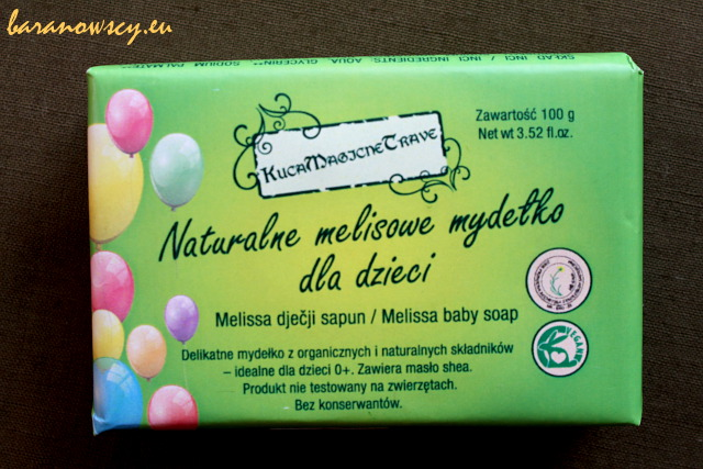 Mydło KucaMagicneTrave