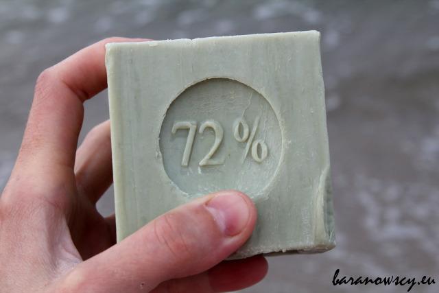 Mydło marsylskie 72%