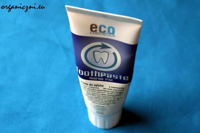 Pasta do zębów Eco Cosmetics z czarnuszką