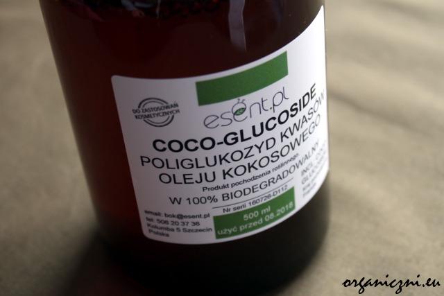 Coco-glucoside firmy Esent