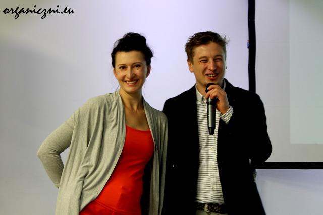 Małgorzata Litwin i Grzegorz Łapanowski