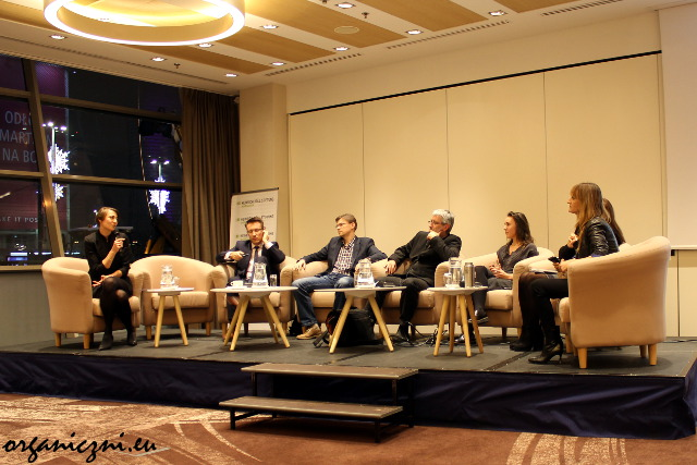 Konferencja Zero Waste - panel dyskusyjny