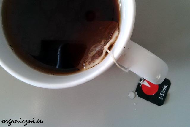 Herbata z torebki - wyzwanie