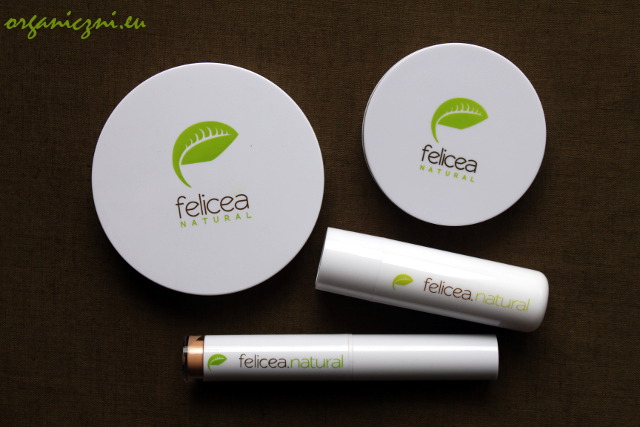 Kosmetyki mineralne Felicea