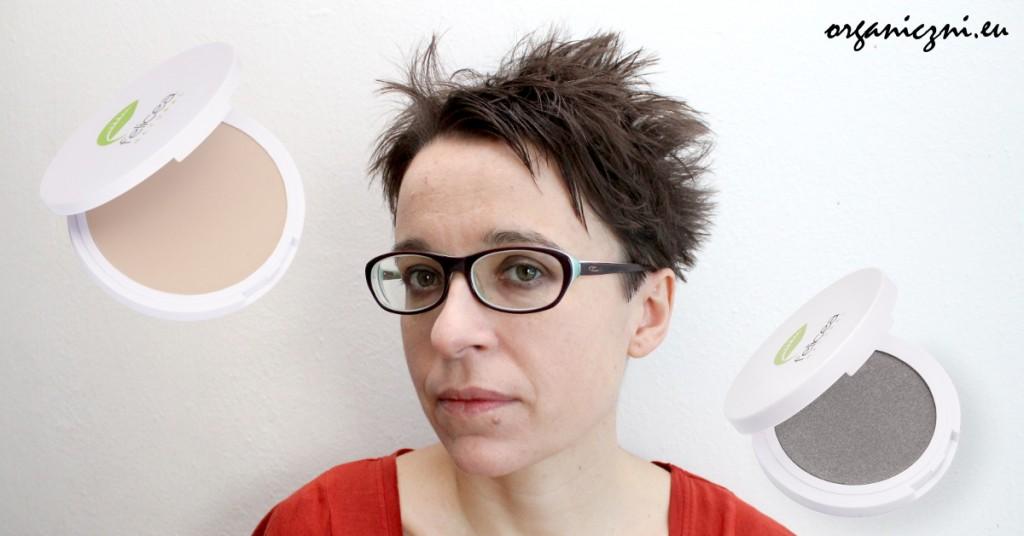W makijażu z użyciem kosmetyków Felicea