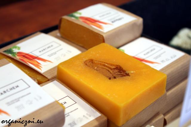 Ministerstwo Dobrego Mydła - mydła marchewkowe