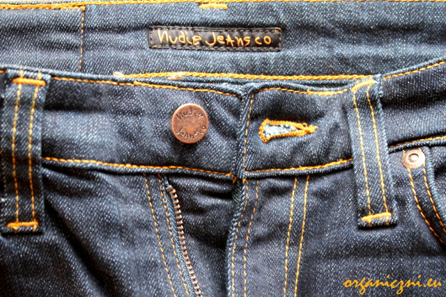 Spodnie Nudie Jeans