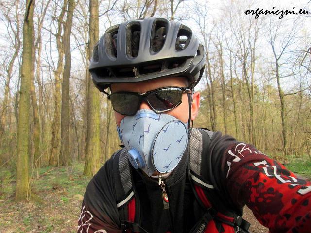 Półmaski rowerowe CityMask