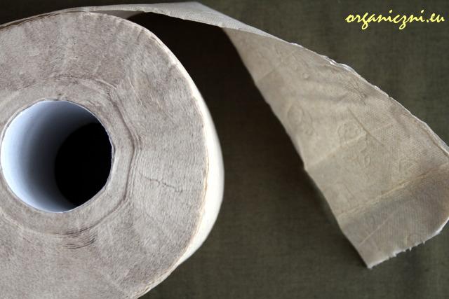 Papier toaletowy Econatural z tetrapaków