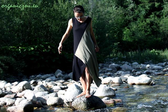 Dotknij lasu posłuchaj potoku