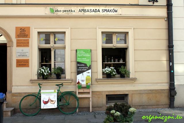 Wrocław zero waste: EkoPestka