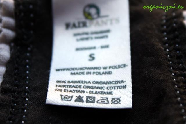 Ekologiczna bawełna z certyfikatem Fairtrade