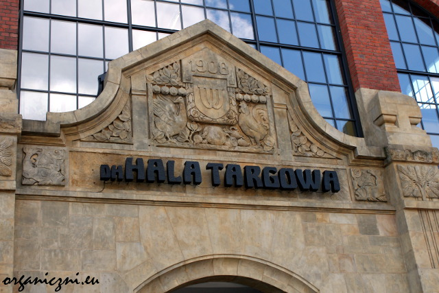 Wrocławska Hala Targowa