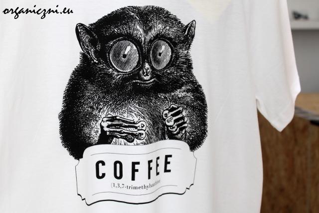Koszulki z kawą też są