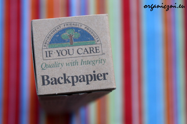 Backpapier If you care