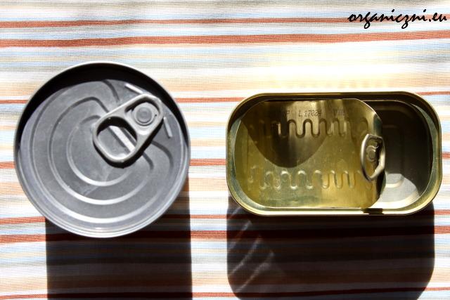 Czy jedzenie z puszki jest zdrowe?
