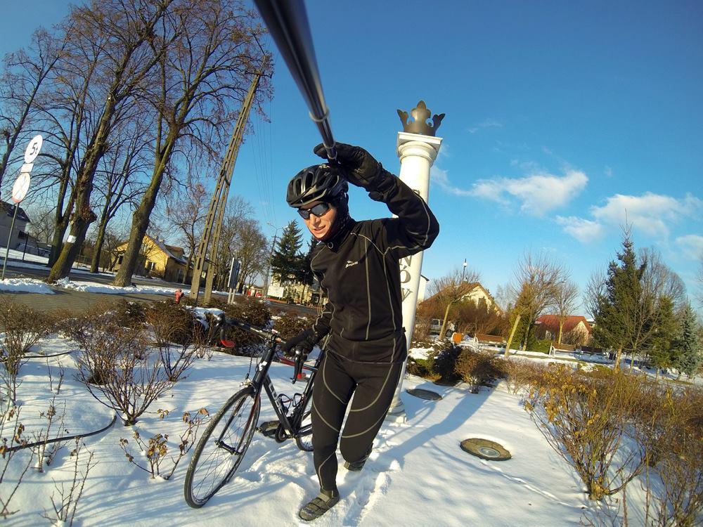 Nie ma złej pogody na rower!