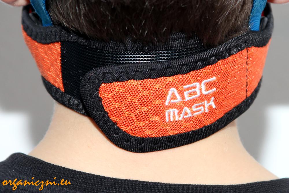 ABC Mask Extreme - zapięcie na rzep