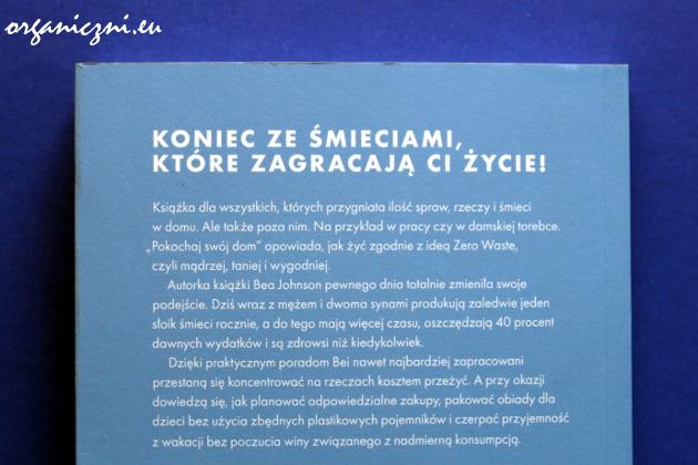 """""""Zero Waste Home"""" Bei Johnson po polsku"""