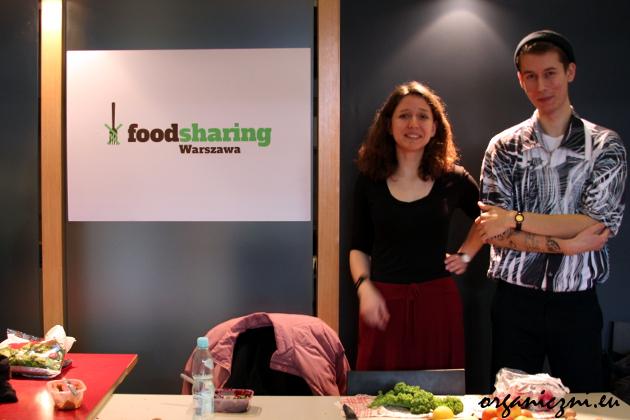 Targi Zero Waste. Jak nie marnować jedzenia? Spytaj Food Sharing!