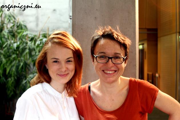 Z Julią Wizowską