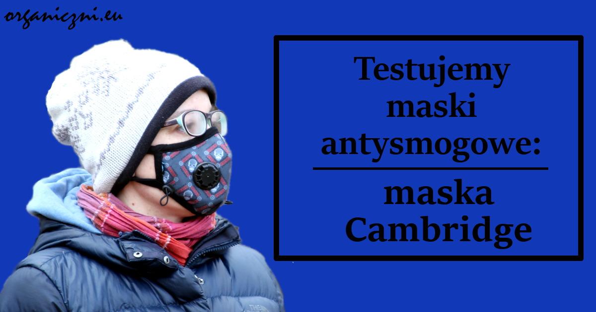 Maska Cambridge