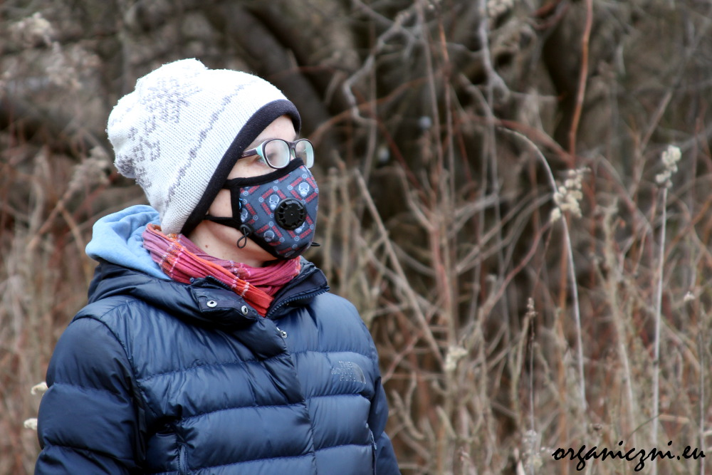 Maska antysmogowa Cambridge