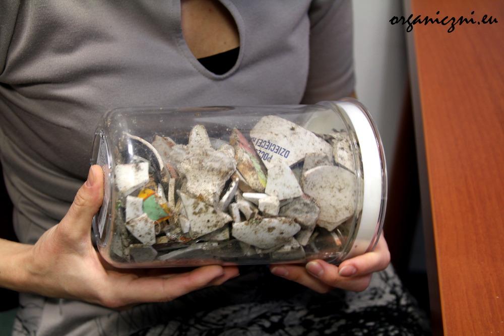 Odpady ceramiczne