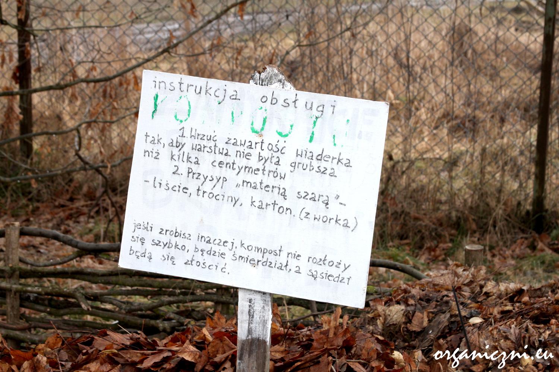 Zasady kompostowania na świeżym powietrzu (Obóz dla Puszczy)