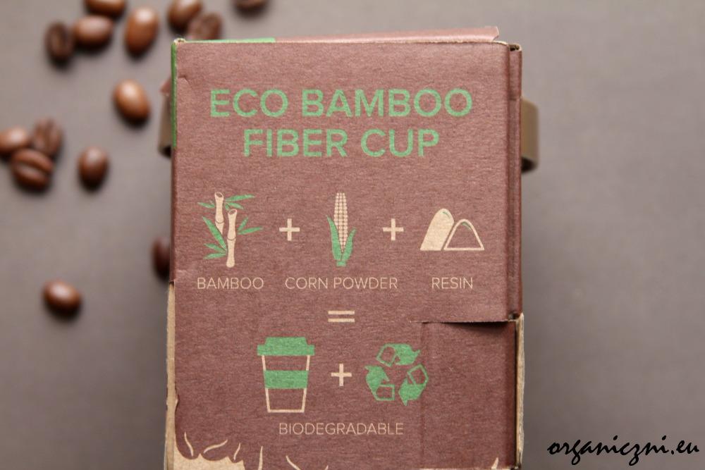 Kubek WoodWay jest biodegradowalny