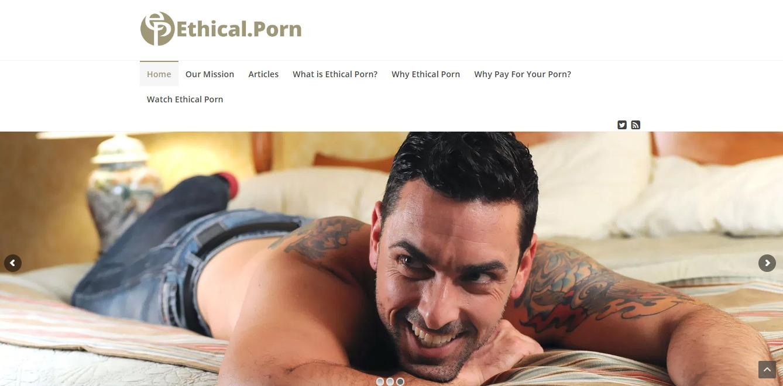 Strona WWW Ethical.porn