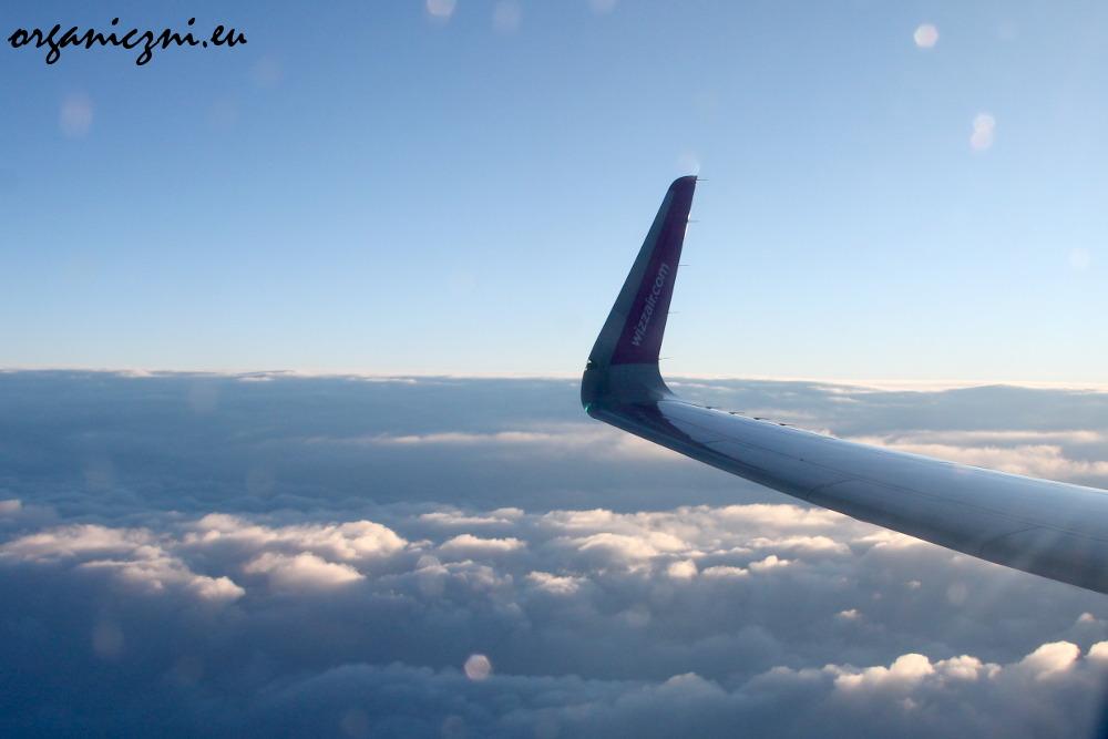 Wyprodukowaliśmy nieco CO2, na szczęście lot tylko z Warszawy do Birmingham