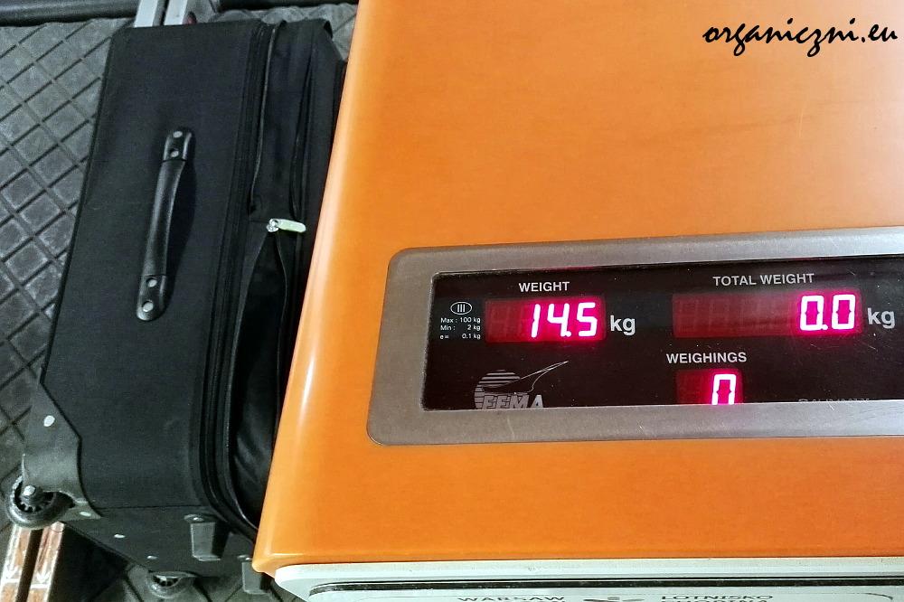 Nasza walizka na cztery osoby