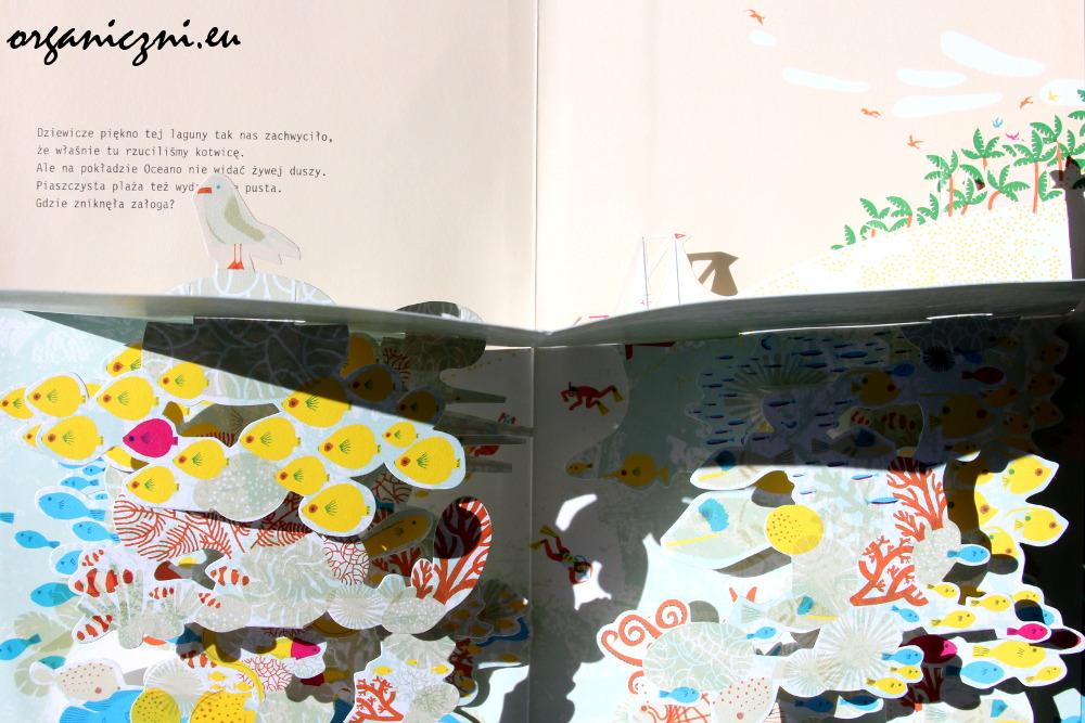 "Anouck Boisrobert, Louis Rigaud, ""W głębinach oceanu"""
