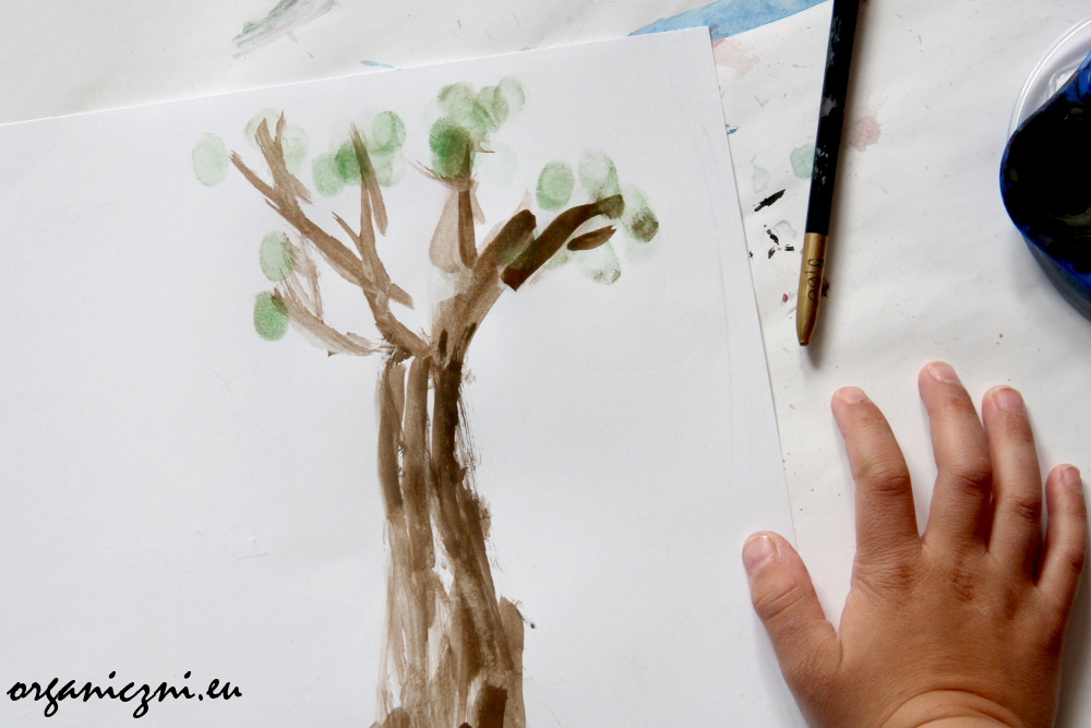 Dzieci zazwyczaj czują las naturalnie