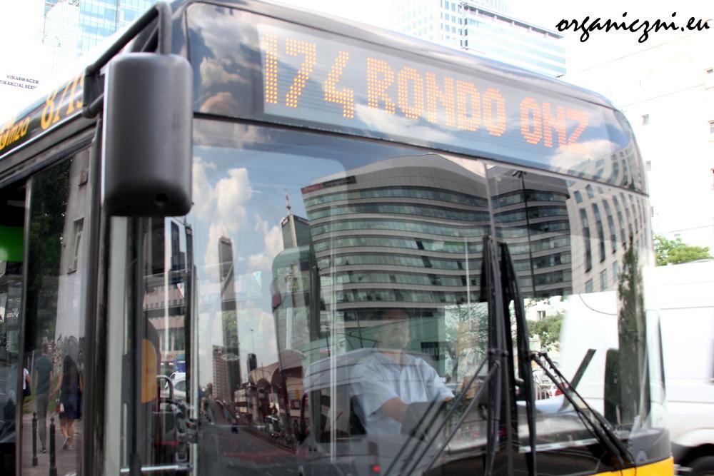 Nowoczesny transport publiczny w nowoczesnej stolicy!