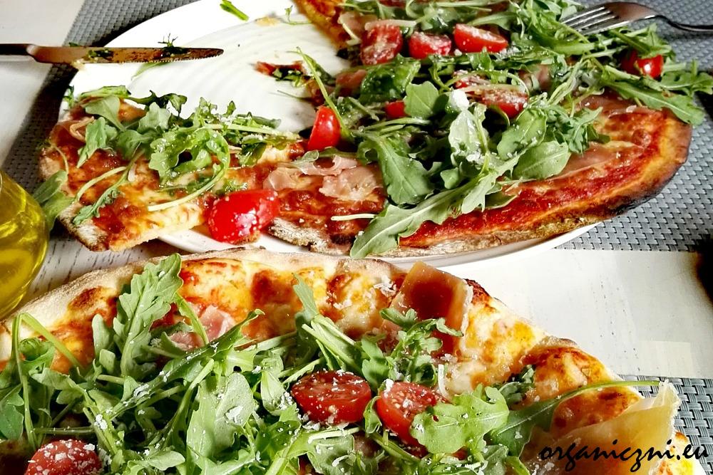 Na szczęście znam w Warszawie restaurację z pizzą bezglutenową!