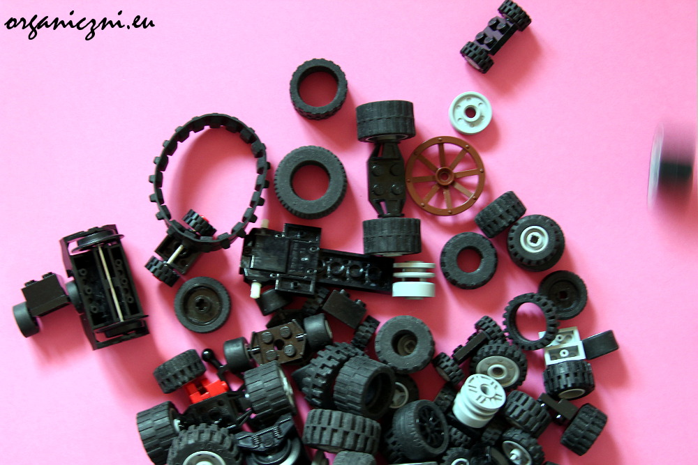 Lego jest największym producentem opon na świecie